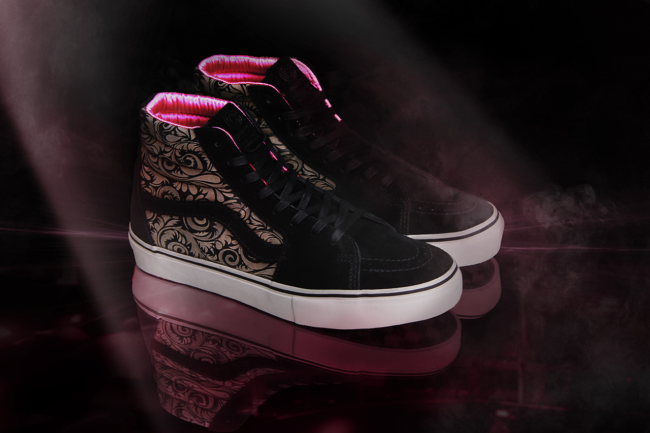 "Image of Concepts x Vans Syndicate ""Combat Zone"" Sk8-Hi"