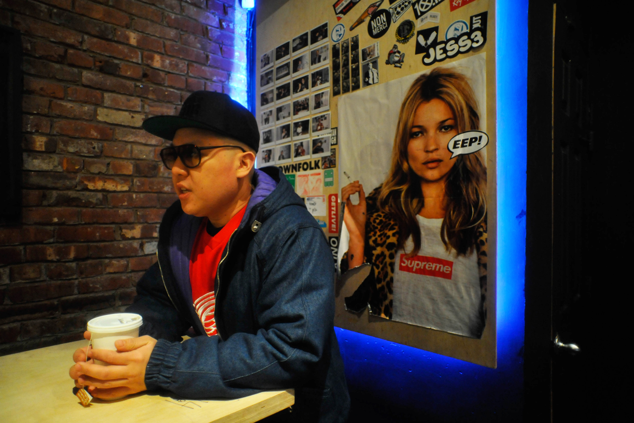 "Image of Eddie Huang Talks ""New BaoHaus"" and Race vs. Cultu"