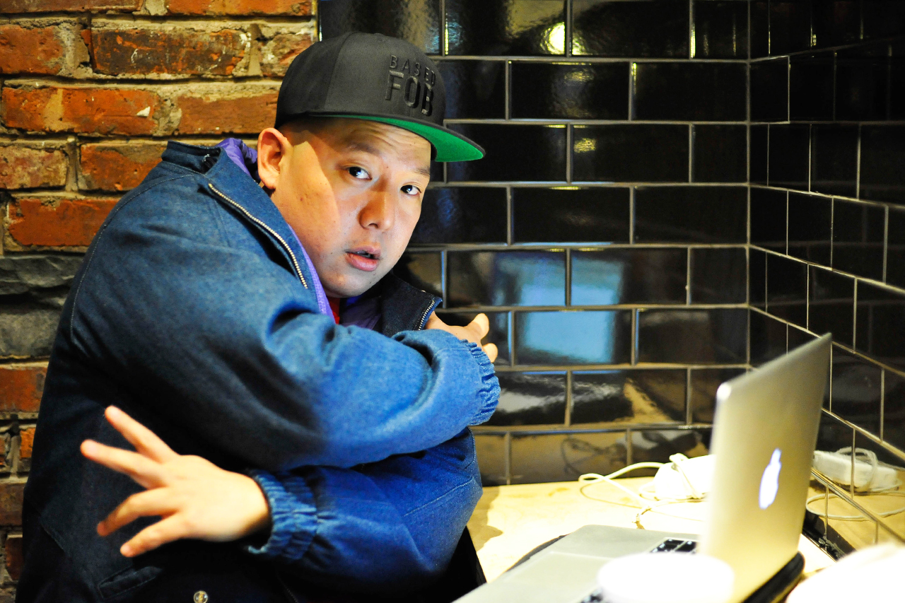 "Image of Eddie Huang Talks ""New BaoHaus"" and Race vs. Culture"