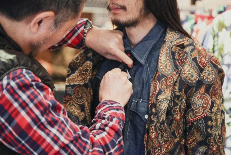 Image of Engineered Garments 2013 Spring/Summer Lookbook