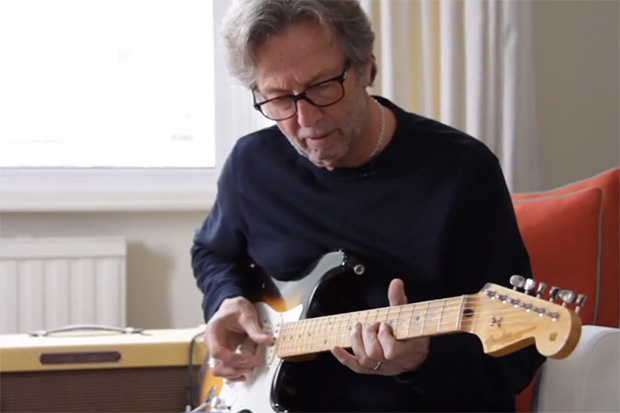 Image of Eric Clapton Crossroads Guitar Collection