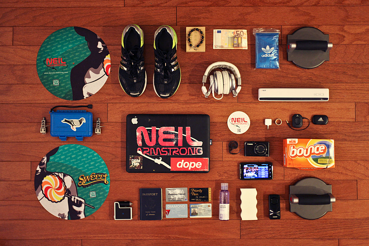 Image of Essentials: DJ Neil Armstrong