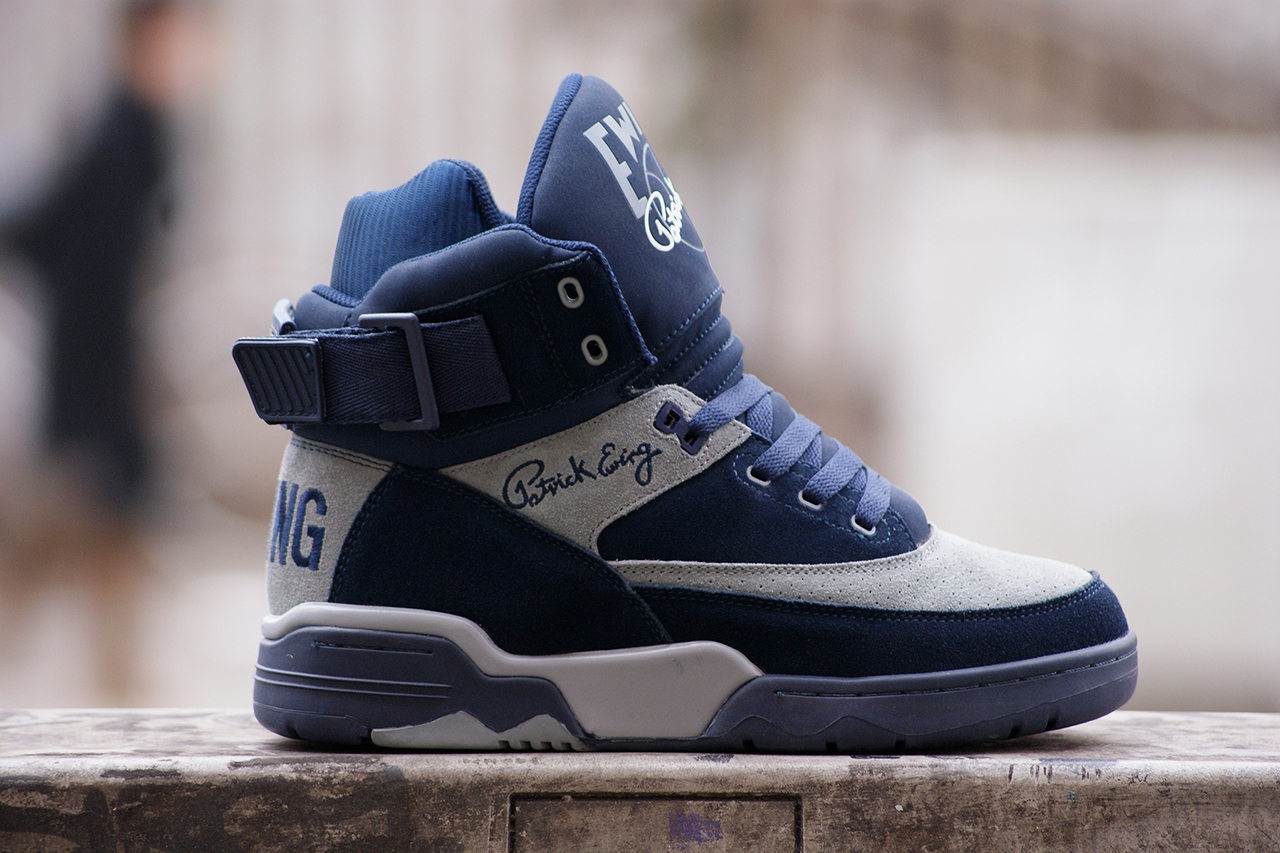 "Image of Ewing Athletics 33 Hi ""Jamaica"" & ""Georgetown"""