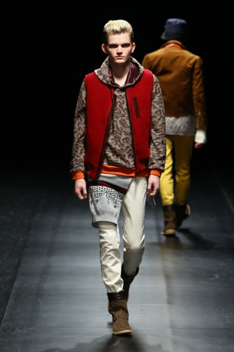 Image of FACTOTUM 2013 Fall/Winter Collection