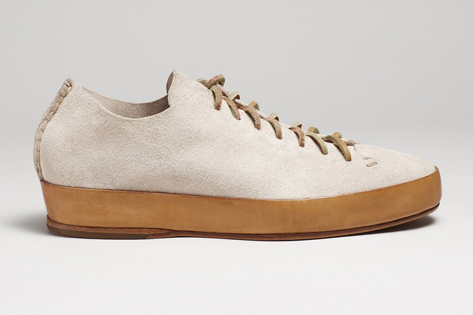 Image of FEIT Hand Sewn Low Birch Suede