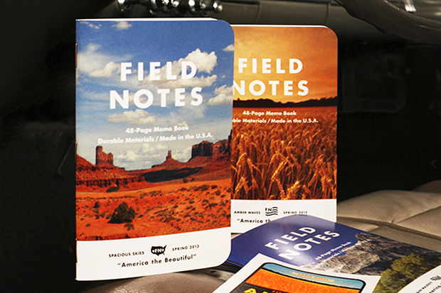 "Image of Field Notes ""America The Beautiful"" Edition"