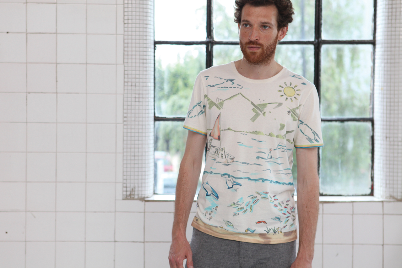 Image of Folk 2013 Spring/Summer Lookbook