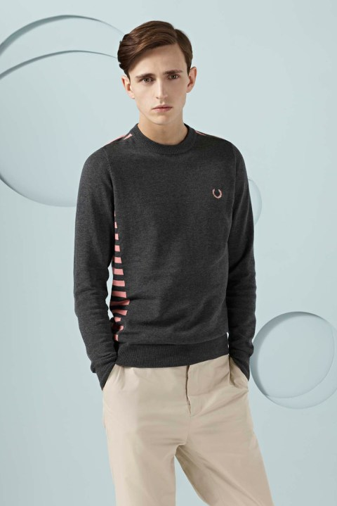 Image of Fred Perry Laurel Wreath 2013 Spring/Summer Lookbook