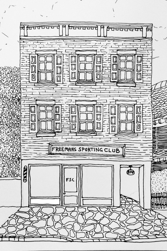 Image of Freemans Sporting Club to Open Tokyo Flagship
