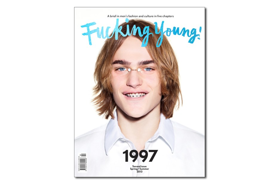 "Image of Fucking Young! Spring/Summer 2013 Issue ""1997"""