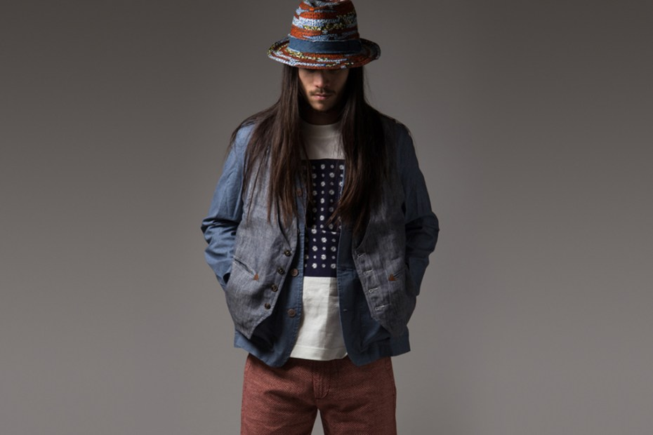 "Image of Garbstore 2013 Spring/Summer ""Scale: English Summer Part 1"" Lookbook"