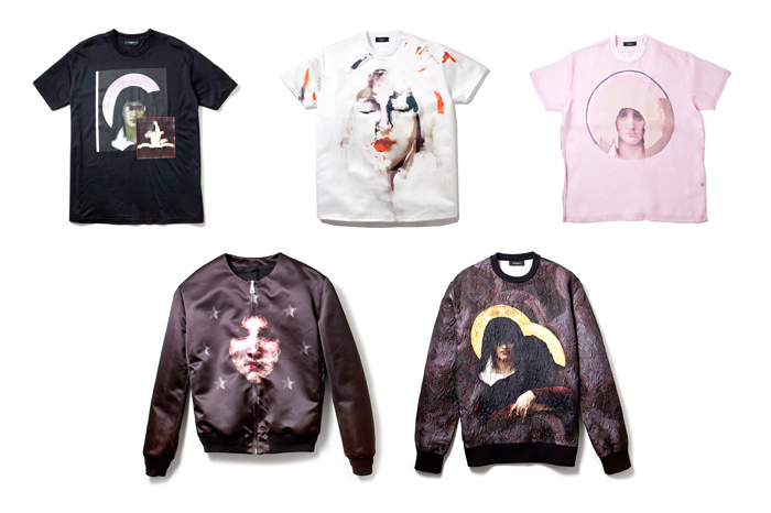 Image of Givenchy by Riccardo Tisci 2013 Spring/Summer March Delivery