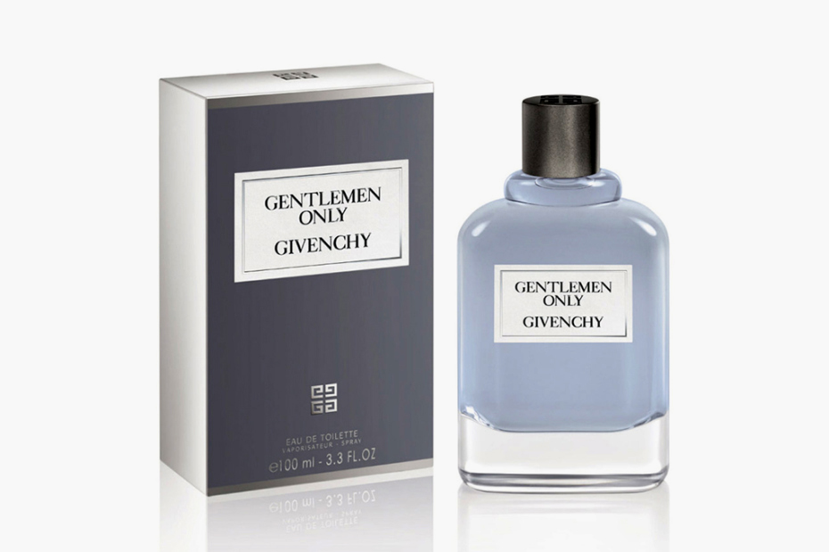 "Image of Givenchy Introduce ""Gentlemen Only"" and Offer the Chance to Win Through Facebook"