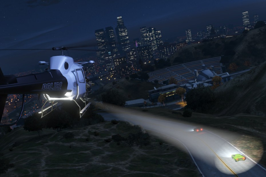 Image of All-New Screenshots from Grand Theft Auto V
