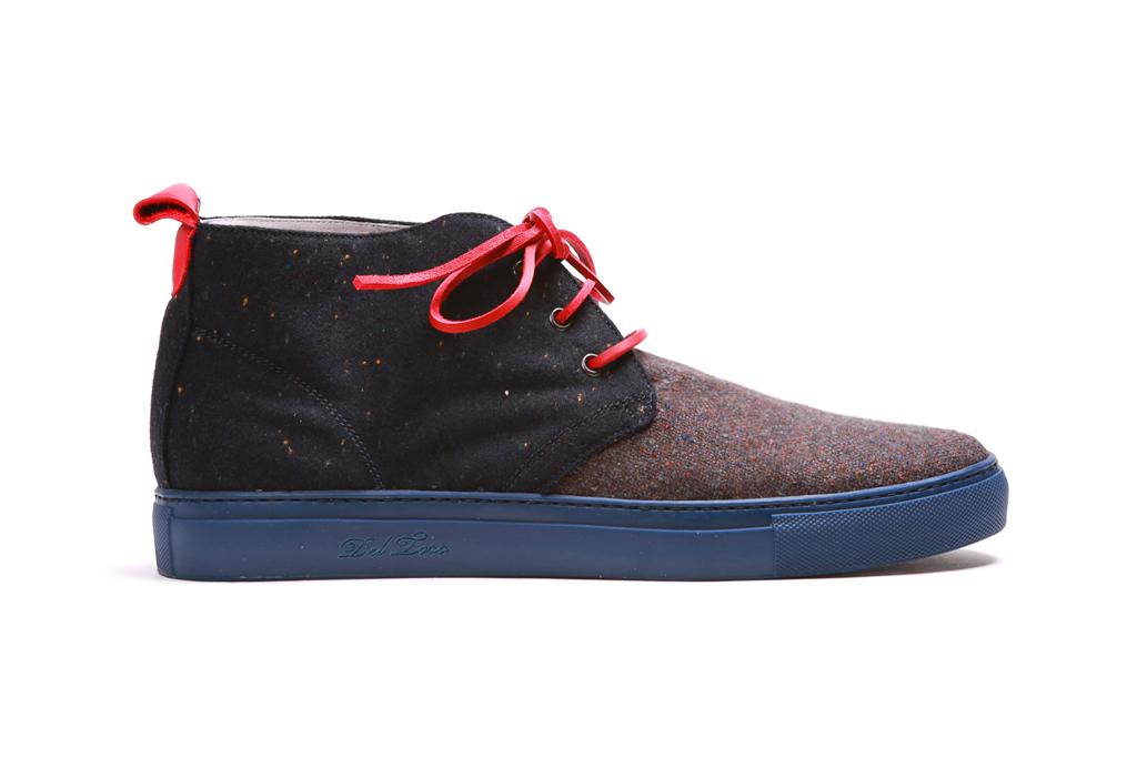 Image of Grungy Gentleman x Del Toro Chukka Sneaker