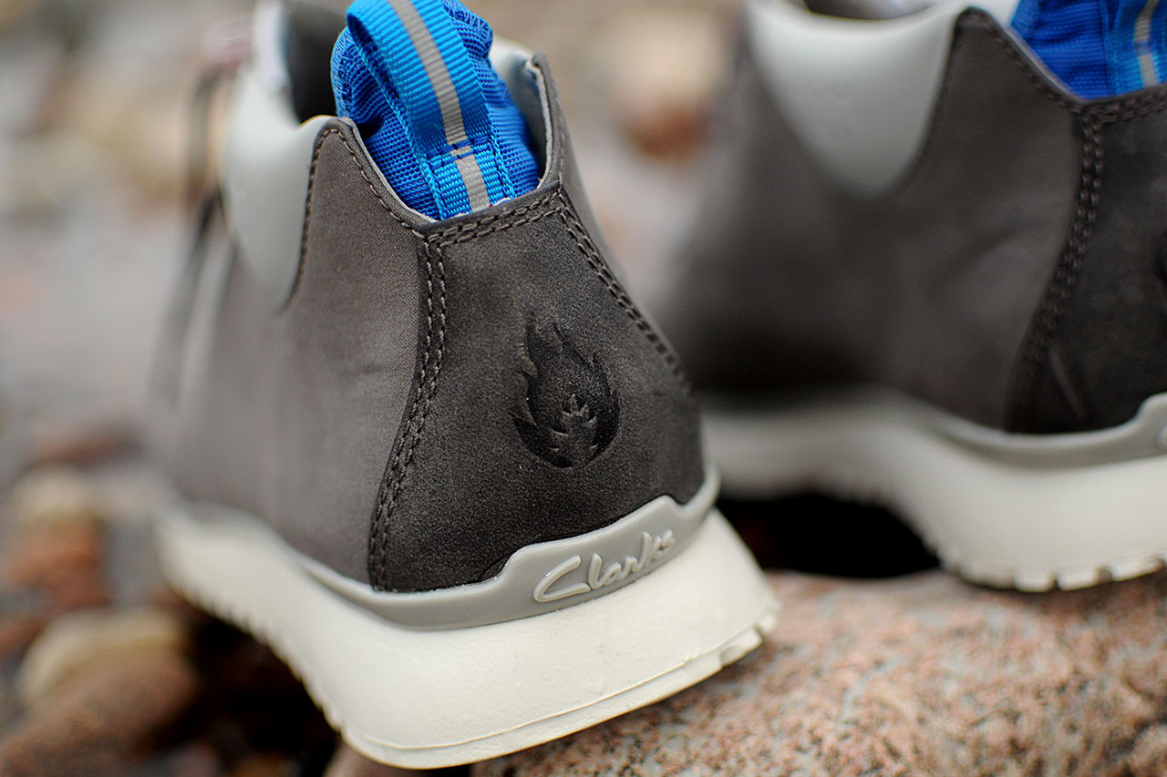Image of Hanon x Clarks Traxter Ventile