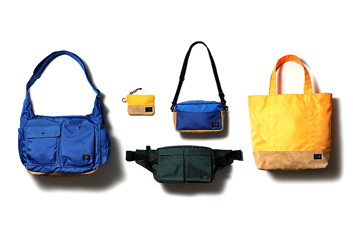 """Image of Head Porter 2013 Spring/Summer """"JACKSON"""" Collection"""