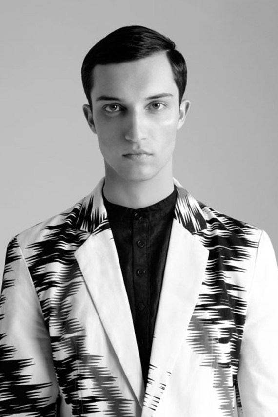 Image of Henrik Vibskov 2013 Spring/Summer Collection