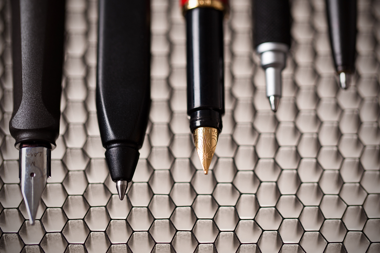 Image of HYPEBEAST Approved: Pens