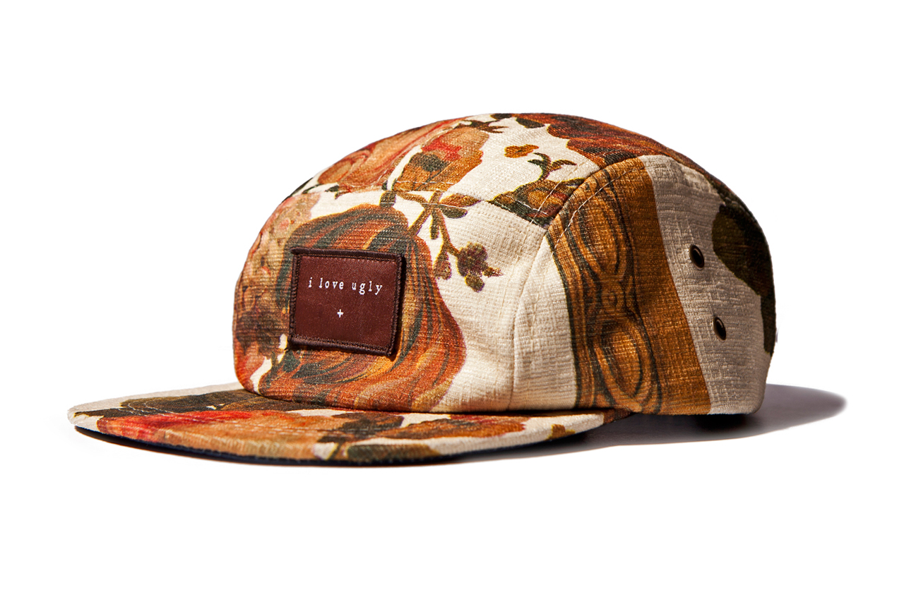 Image of I Love Ugly 2013 Spring/Summer Baba Camp Cap