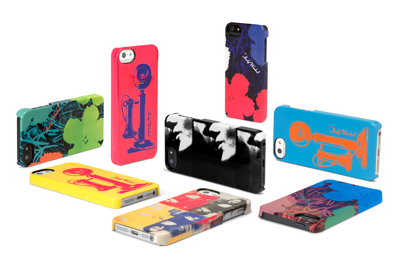 Image of Incase for Andy Warhol Collection for iPhone 5
