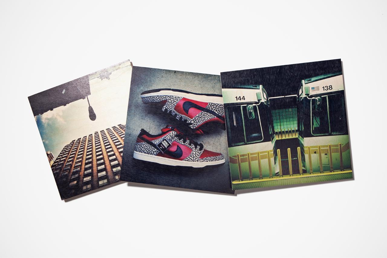 Image of Winner Announced! InstaThis Custom Wood Instagram Prints