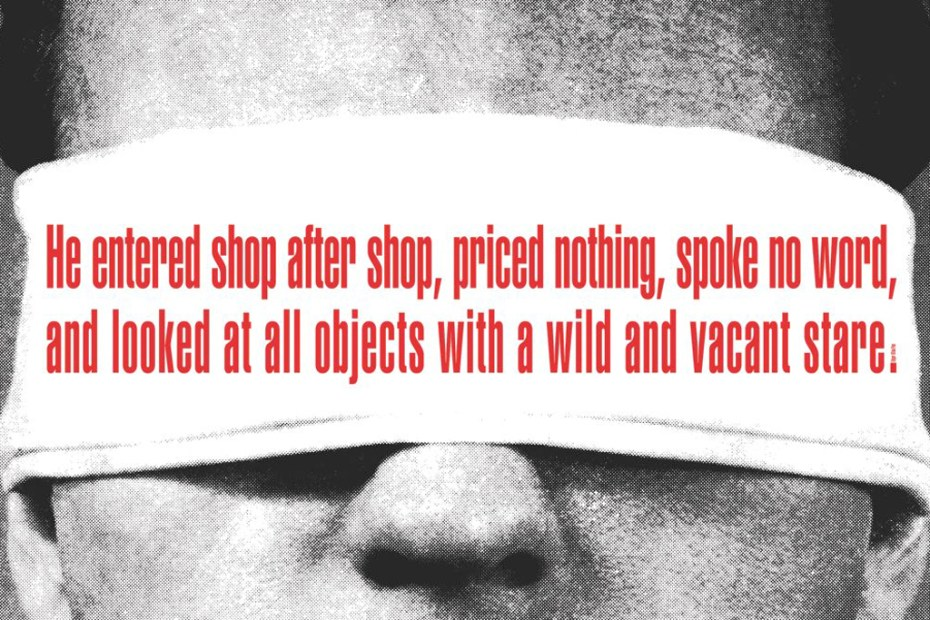 Image of Interview Magazine Speak with Barbara Kruger