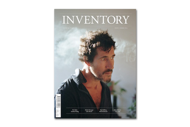 Image of Inventory Magazine Issue 08
