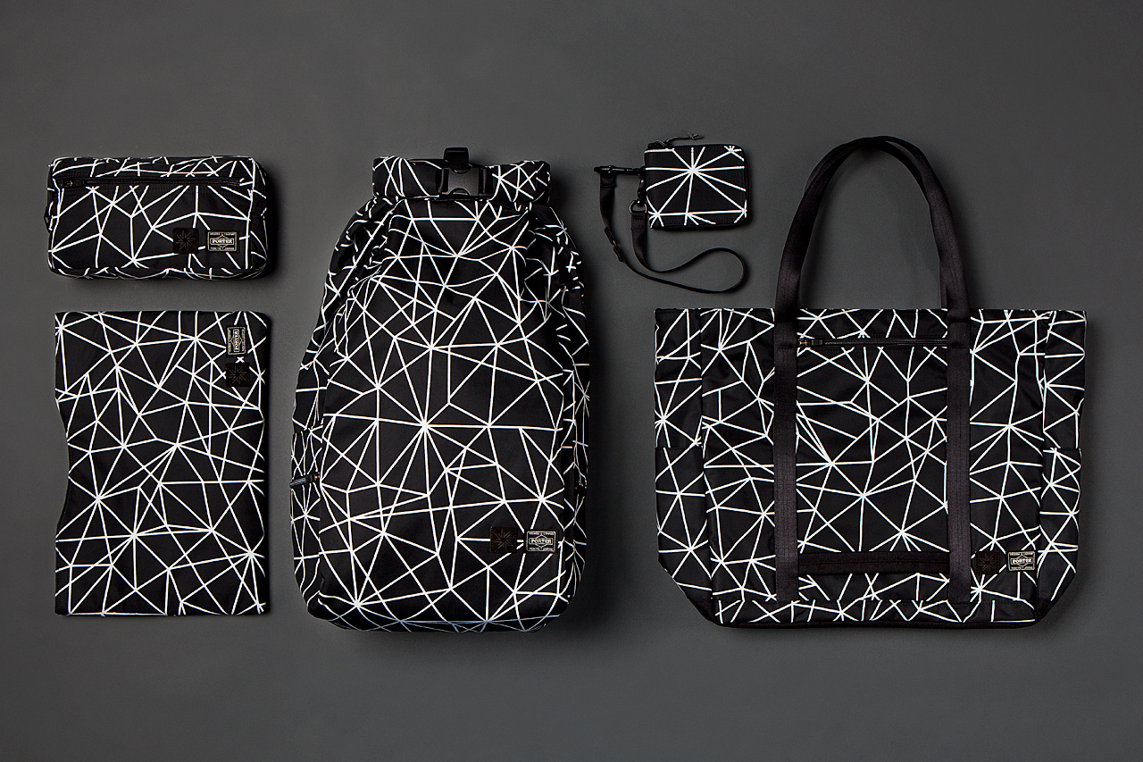 Image of ISAORA x Porter 2013 Geo-Light Bag Collection