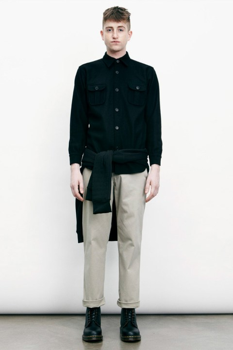 Image of Jack Henry New York 2013 Fall/Winter Lookbook
