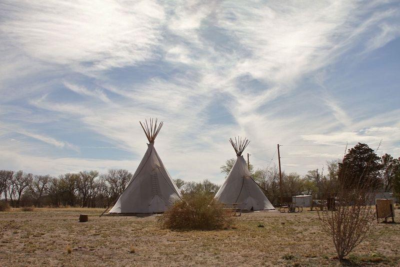 Image of Jake Davis Visits Marfa, Texas