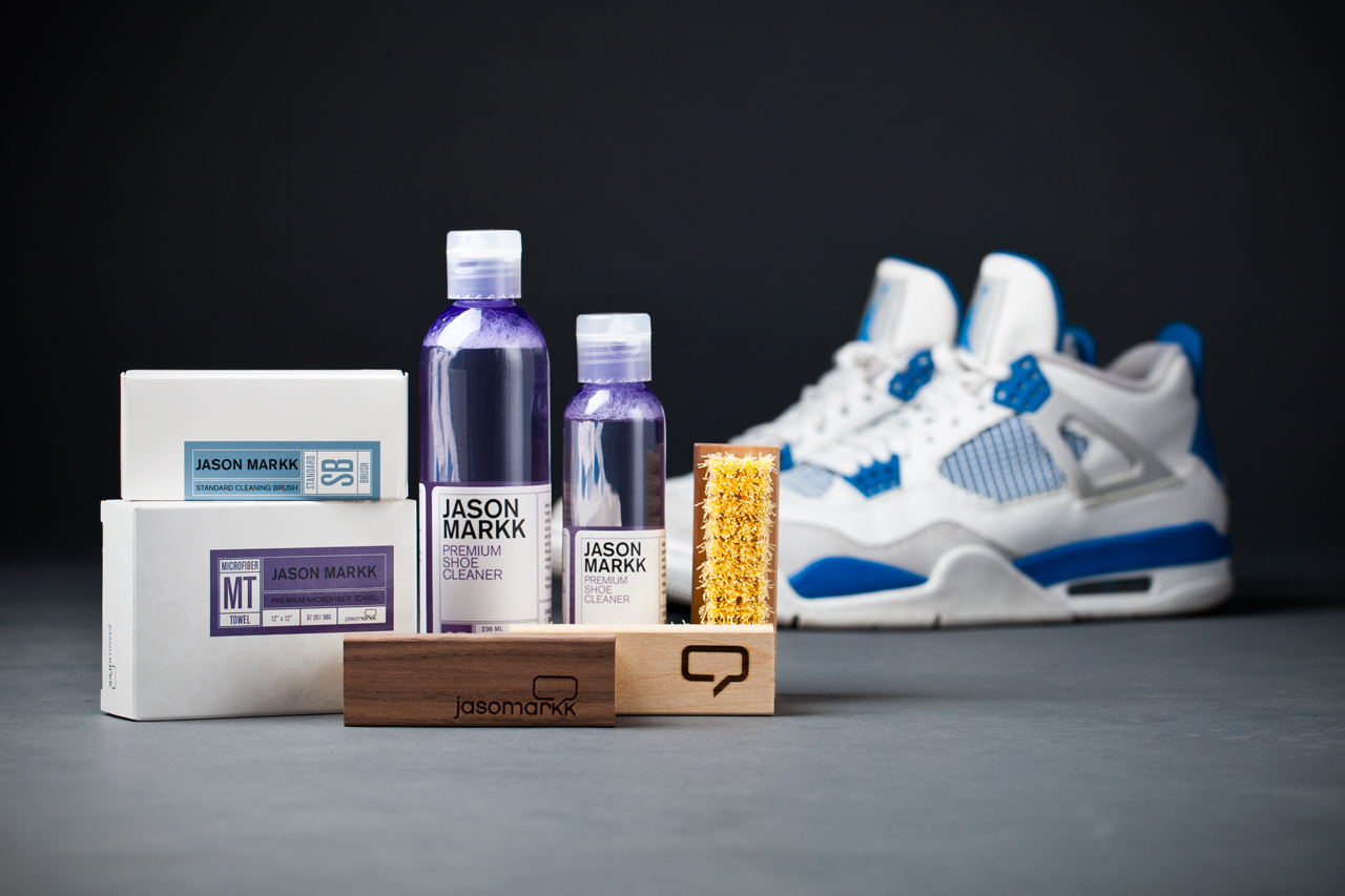 Image of Jason Markk Premium Sneaker Cleaning Kit
