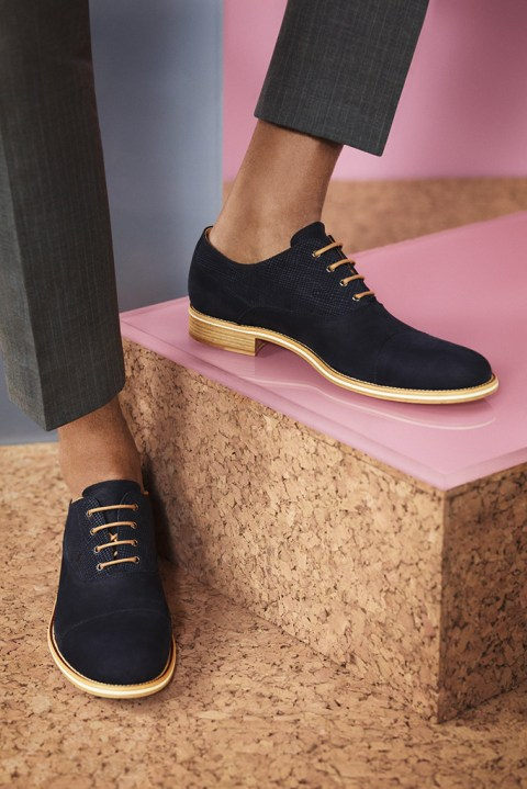 """Image of Jefferson Hack x Tod's No_Code 2013 Spring/Summer """"London Calling"""" Lookbook"""