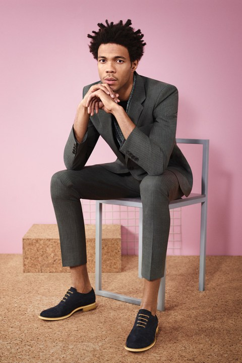 "Image of Jefferson Hack x Tod's No_Code 2013 Spring/Summer ""London Calling"" Lookbook"