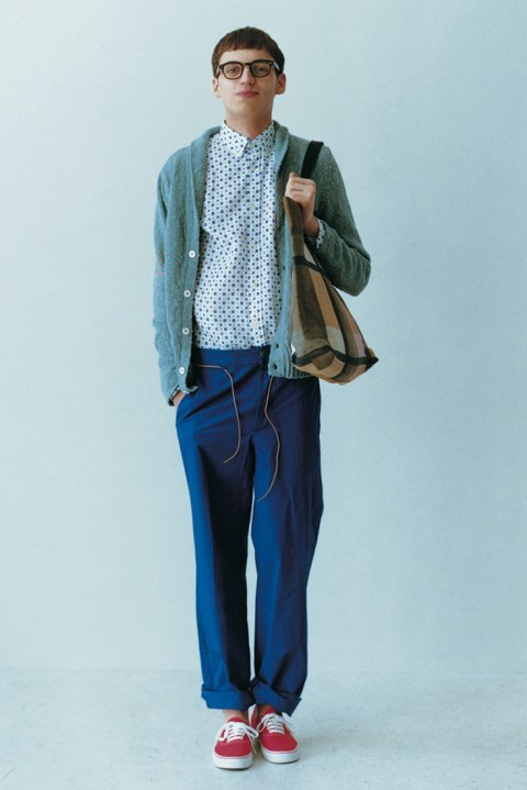 Image of Journal Standard 2013 Spring/Summer Lookbook