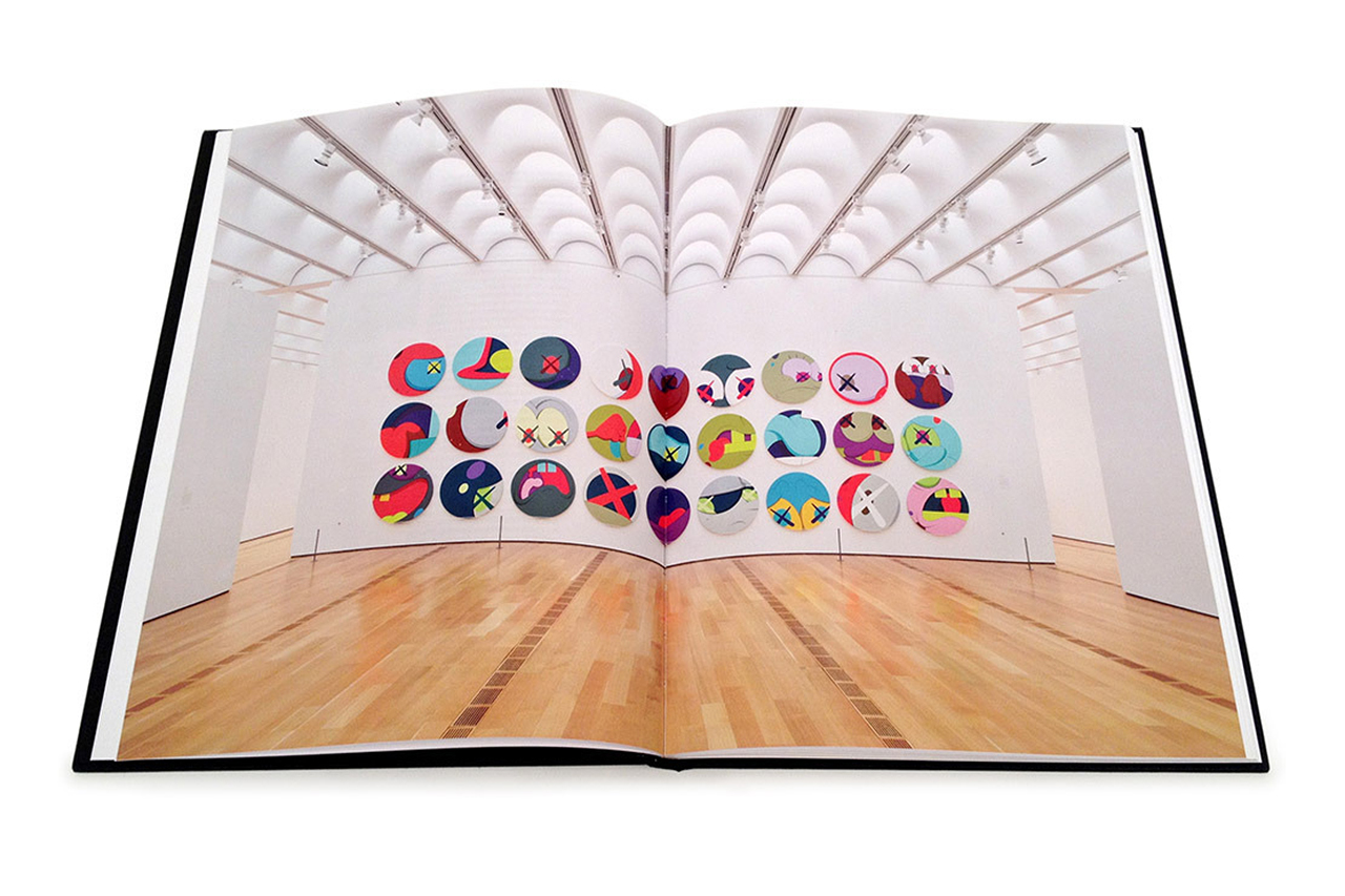 Image of KAWS DOWN TIME Book