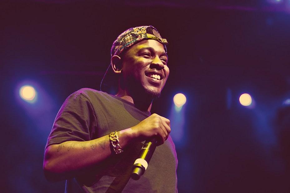 Image of Kendrick Lamar featuring Jay-Z – B*tch, Don't Kill My Vibe (Remix)