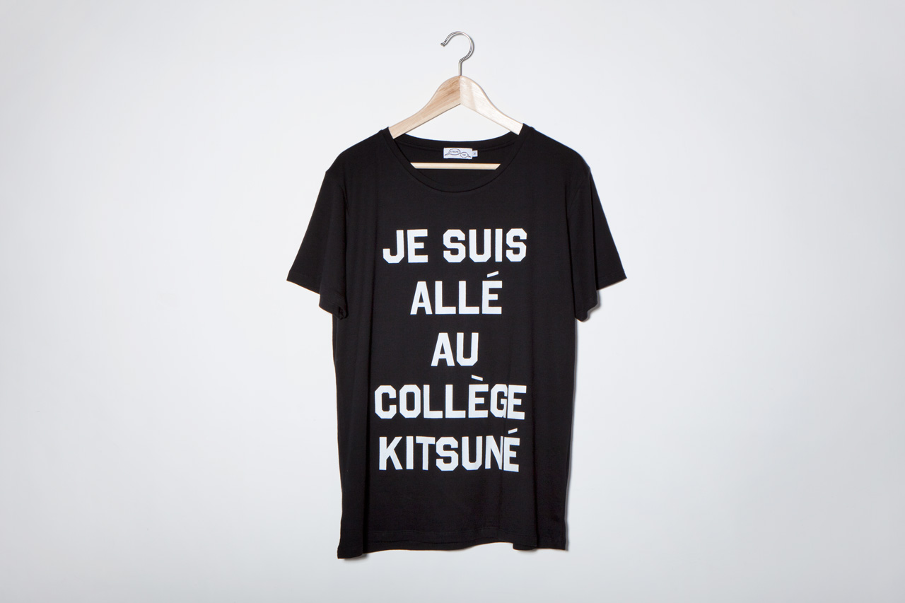 Image of Kitsuné Tee 2013 Spring/Summer T-Shirt Collection