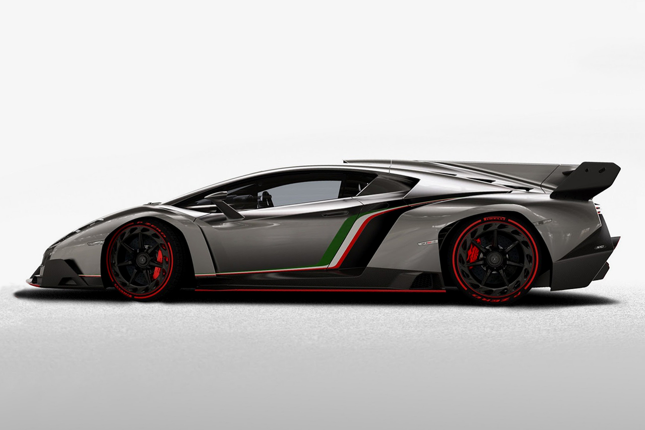 pizo 50th anniversary lamborghini veneno. Black Bedroom Furniture Sets. Home Design Ideas