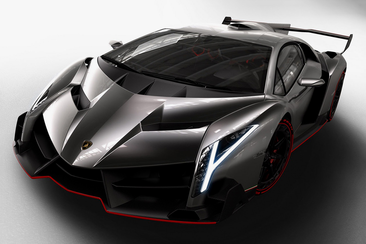 Image of Lamborghini Unveils the $4.7 Million USD Veneno for its 50th Anniversary
