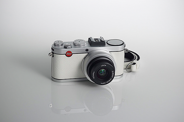 Image of Leica X2 White Limited Edition Camera for Daimaru Shinsaibashi Leica