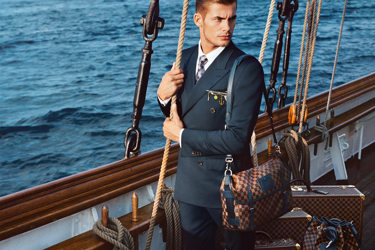 Image of Louis Vuitton 2013 Spring/Summer Lookbook