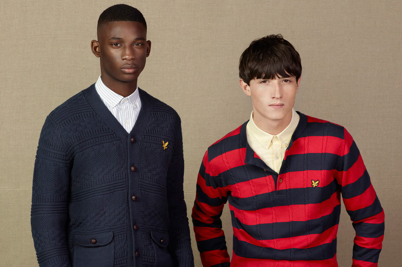 Image of Lyle & Scott 2013 Spring Lookbook