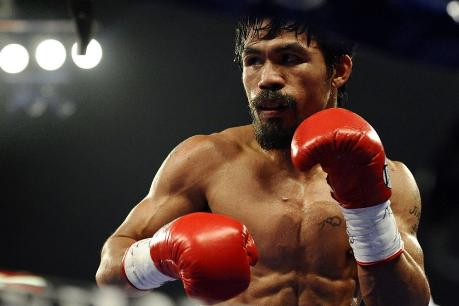 Image of Manny Pacquiao to Join Jordan Brand?