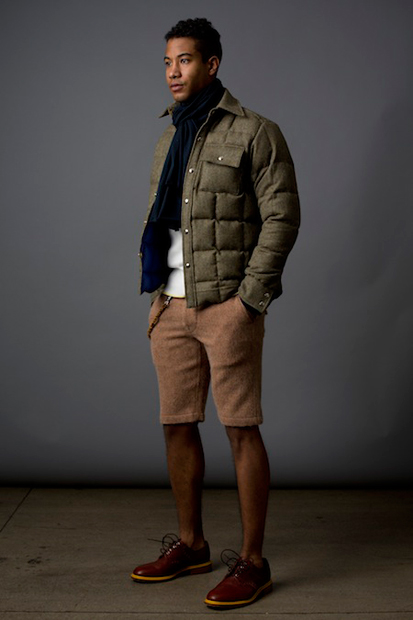 Image of Mark McNairy New Amsterdam 2013 Fall/Winter Lookbook
