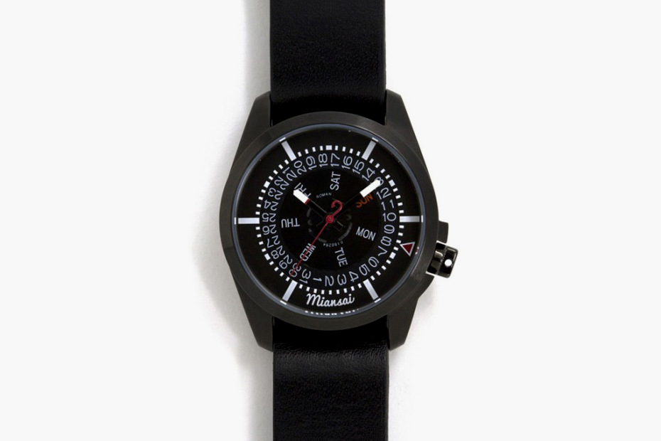 Image of Accessories Brand Miansai Releases a New Collection of Watches