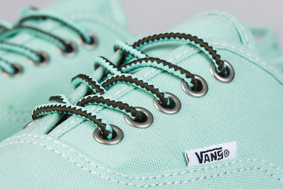 Image of Mike Hill x Vans Syndicate Authentic Pro S Mint/Vanilla