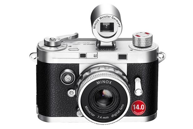 Image of Minox DDC Miniature Leica Replica Camera