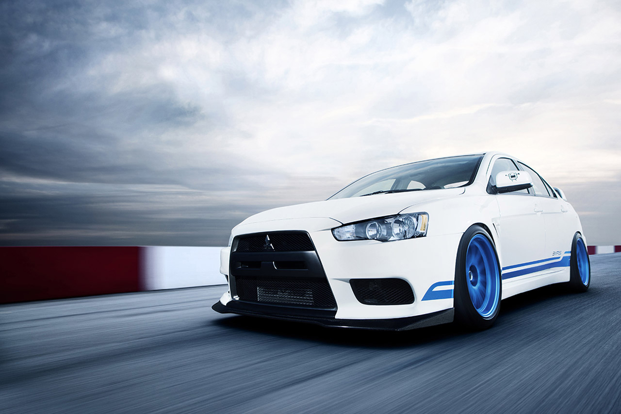 Image of Mitsubishi 311RS Lancer Evolution X