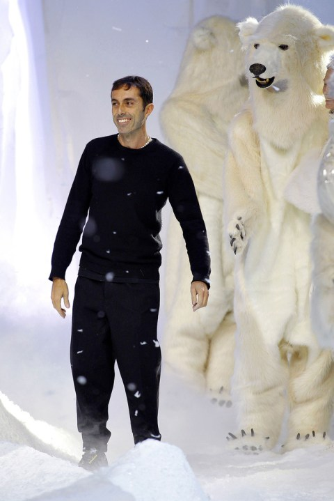 Image of Moncler Gamme Rouge 2013 Fall/Winter Collection